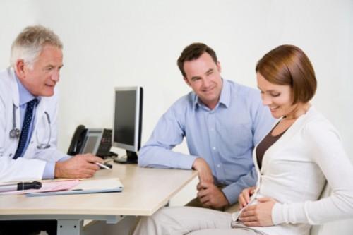 Khám thai giai đoạn đầu