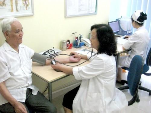 Bác sĩ tim mạch bệnh viện Thu Cúc