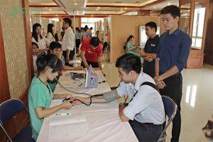 Bệnh viện Thu Cúc có khám sức khỏe thẻ xanh theo đúng quy định của Bộ y tế