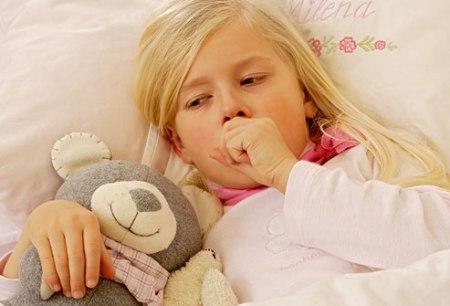 Cách -điều -trị -bệnh- ho -ở- trẻ -em