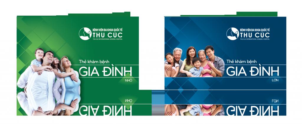 Thẻ khám bệnh gia đình