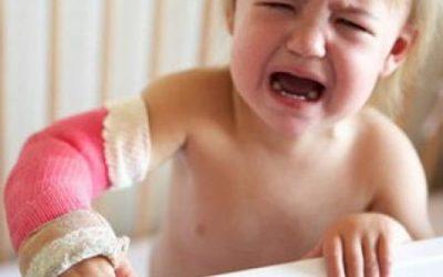 Các bệnh về xương ở trẻ em