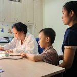Bệnh gan mật ở trẻ em