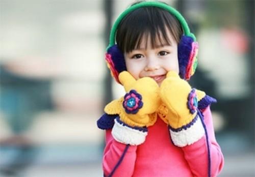 Giữ ấm cơ thể cho trẻ là cách bảo vệ trẻ khỏi những cơn ho dai dẳng