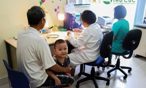Chuyên khoa Nhi Bệnh viện Đa khoa Quốc tế Thu Cúc là địa chỉ khám chữa nhi khoa uy tín, chất lượng cao tại Hà Nội.