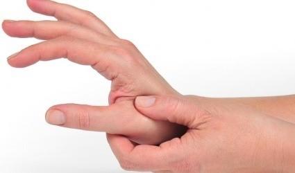 Chữa đau khớp cổ tay