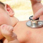 Bệnh tràn dịch màng phổi ở trẻ em