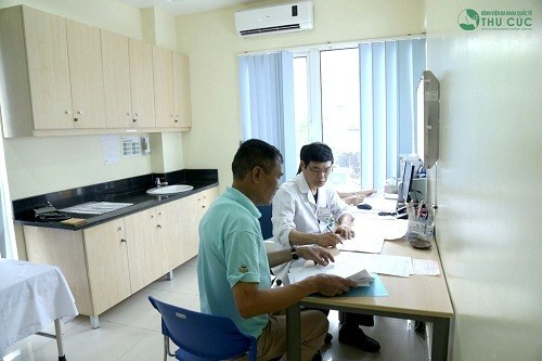 Phòng khám chuyên khoa Gan mật Bệnh viện Đa khoa Quốc tế Thu Cúc từ lâu được biết đến là địa chỉ khám và điều trị uy tín các bệnh về gan mật.