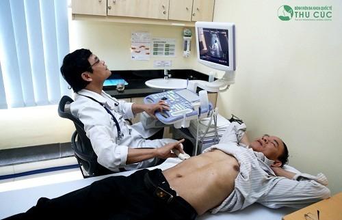 Chuyên khoa Gan mật Bệnh viện Đa khoa Quốc tế Thu Cúc là địa chỉ khám chữa uy tín các bệnh về gan, trong đó có xơ gan.