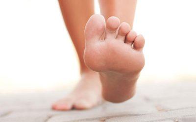 Bệnh nấm da bàn chân