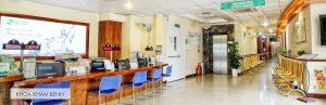 Bệnh viện Đa khoa Quốc tế Thu Cúc đang khám và điều trị nhiều loại bệnh lý ngoài da khác nhau, trong đó có bệnh nấm da bàn chân.