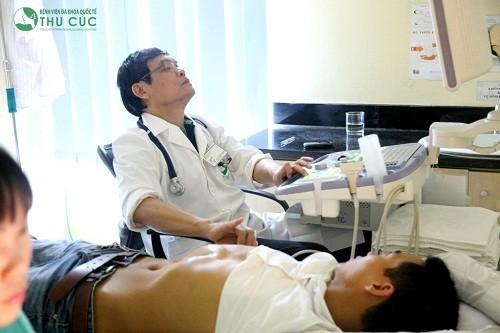Phòng khám chuyên khoa Gan mật Bệnh viện Thu Cúc là địa chỉ khám chữa uy tín các bệnh về gan
