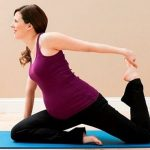 Bí quyết giảm đau lưng khi mang thai cho bà bầu