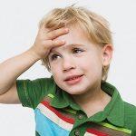 Trị bệnh đau nửa đầu ở trẻ em