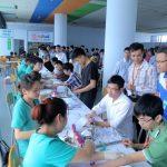 Ngày hội khám sức khỏe định kỳ công ty TNHH phần mềm FPT
