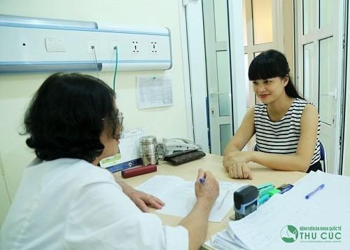 Với đội ngũ y bác sĩ giàu kinh nghiệm chuyên môn, cơ sở vật chất và trang thiết bị y tế hiện đại, Bệnh viện Đa khoa Quốc tế Thu cúc là một trong những địa chỉ khám, chữa bệnh phụ khoa uy tín, hiệu quả tại Hà Nội.