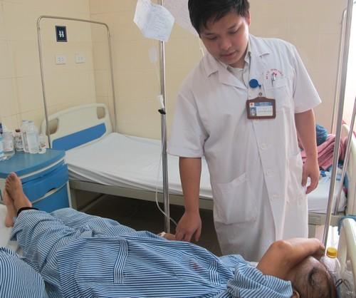 Nhờ BHYT người dân ngày càng được hưởng nhiều quyền lợi trong chăm sóc sức khoẻ hơn.