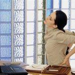 Bí quyết giảm đau mỏi lưng khi ngồi