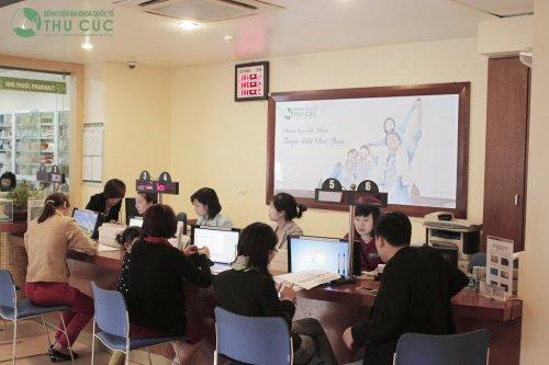 Bệnh viện Thu Cúc là địa chỉ khám chữa bệnh của đông đảo người dân Hà Nội và các tỉnh lân cận