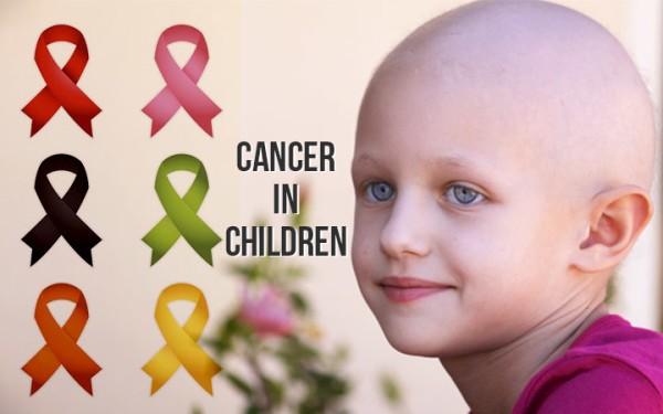 Các bệnh ung thư thường gặp ở trẻ em