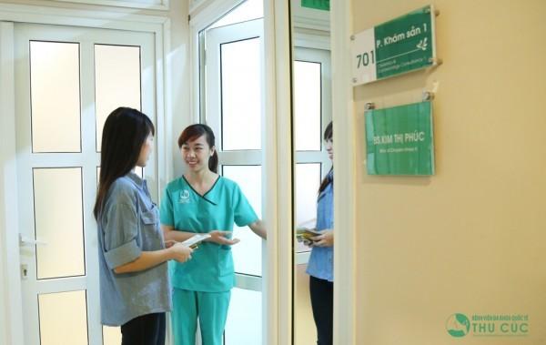 Bệnh viện Đa khoa Quốc tế Thu Cúc là địa chỉ khám, chữa bệnh phụ khoa uy tín được nhiều chị em lưa chọn.