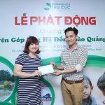 Bệnh Viện Thu Cúc chia sẻ với người dân tỉnh Quảng Ninh sau mưa lũ