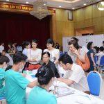 Ngày hội sức khỏe Bộ Kế hoạch và Đầu tư