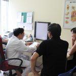 Bác sỹ tim mạch tại bệnh viện Thu Cúc
