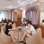 Phỏng vấn khách hàng sử dụng bảo hiểm Bảo Việt tại Bệnh viện Thu Cúc
