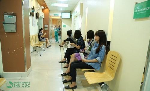 Bệnh viện Đa khoa Quốc tế Thu Cúc là địa chỉ khám chữa uy tín các bệnh phụ khoa.