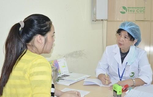 Đi khám phụ khoa ngay khi có những triệu chứng bất thường tại vùng kín.