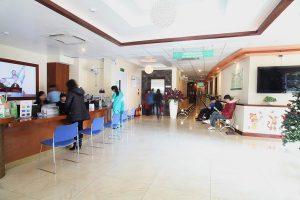 Thủ tục bảo lãnh viện phí tại Bệnh viện Thu Cúc rất đơn giản và nhanh chóng.