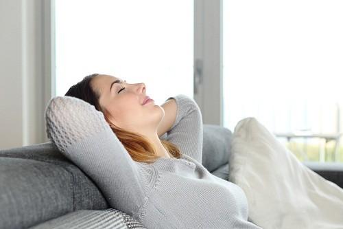 Người bệnh nên dành thời gian nghỉ ngơi hợp lý kết hợp với ăn uống lành mạnh.