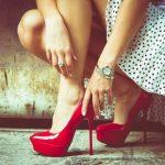 Giày cao gót đe dọa sức khỏe đôi chân