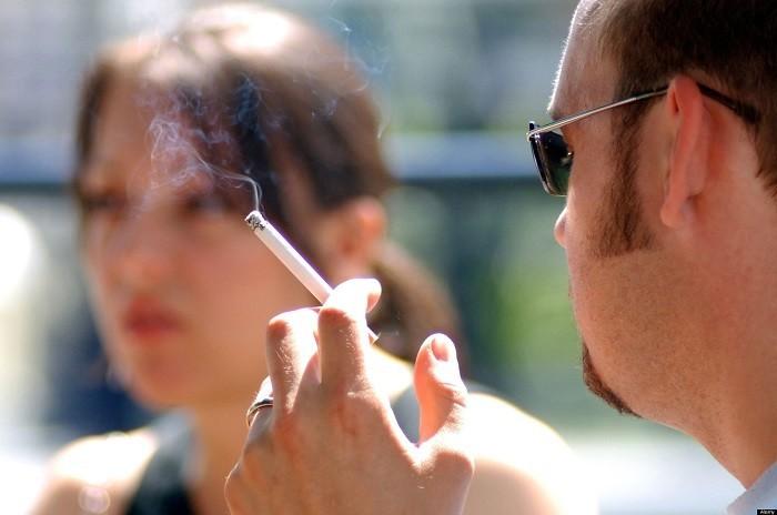 khói thuốc lá nguyên nhân ung thư phổi