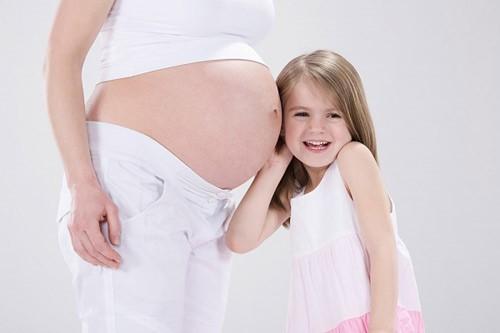 Nên lắng nghe cơ thể trong suốt thai kì