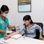 Ngày hội khám sức khỏe Ngân hàng MB tại BV Thu Cúc