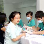 Bệnh viện Thu Cúc khám sức khỏe cho cán bộ nhân viên Mobifone