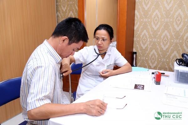 khám sức khỏe doanh nghiệp - Ngân hàng MB tại Thu Cúc