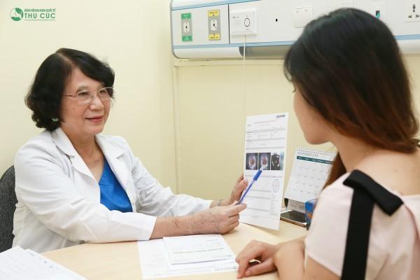 Khám phụ khoa định kỳ giúp phát hiện sớm các bệnh viêm nhiễm phụ khoa để được hỗ trợ điều trị kịp thời, tránh biến chứng