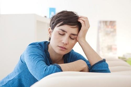 Ủ rũ là một dấu hiệu bất thường của thai kỳ hay xảy ra trong giai đoạn đầu.