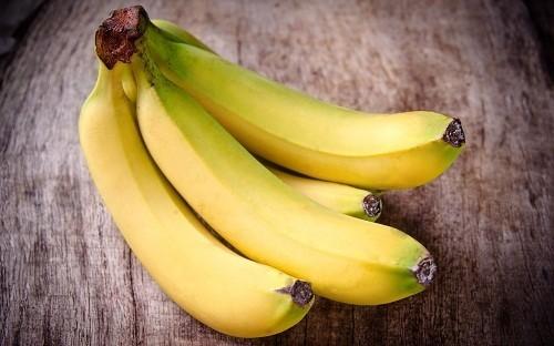 Chuối là loại trái cây rất giàu vitamin B - 6.