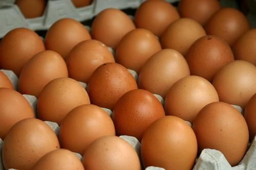 Trứng là loại thực phẩm rất giàu vitamin B12.