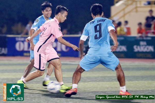 Ngọc Duy - Hanoi T&T áo hồng