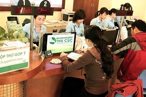 Bệnh viện Đa khoa Quốc tế Thu Cúc là một trong số những đơn vị tiên phong áp dụng hệ thống đặt lịch khám qua mạng.