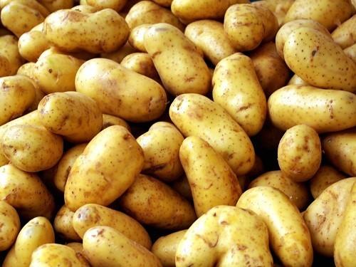Khoai tây là thực phẩm giàu chất xơ, cần thiết cho một chế độ ăn uống lành mạnh tổng thể.