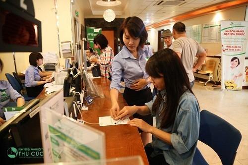 Đặt lịch khám trước giúp khách hàng giảm bớt thời gian chờ đợi, chủ động hơn.