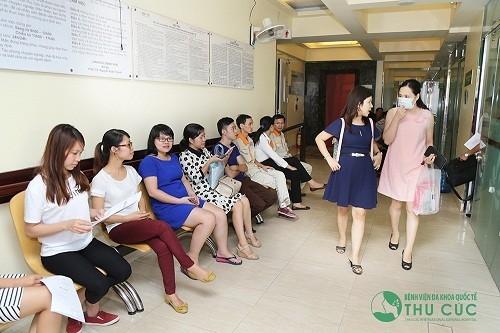 Bệnh viện Thu Cúc đã và đang là một trong những địa chỉ khám chữa bệnh uy tín được nhiều khách hàng tin tưởng lựa chọn.