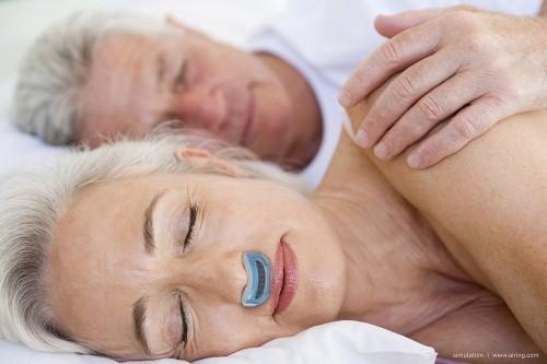 Nghiên cứu khoa học cho thấy dụng cụ nha khoa rất hiệu quả trong điều trị chứng ngưng thở khi ngủ ở cấp độ nhẹ và trung bình.
