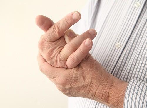 Đau do viêm khớp trở nên nghiêm trọng hơn khi nhiệt độ giảm.